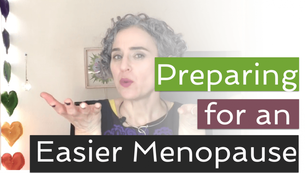preparing for an easier menopause video thumbnail