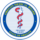 oregon medical board logo