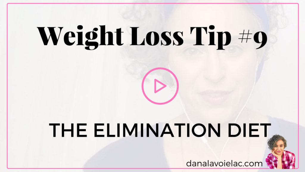 elimination diet weight loss tip no 9
