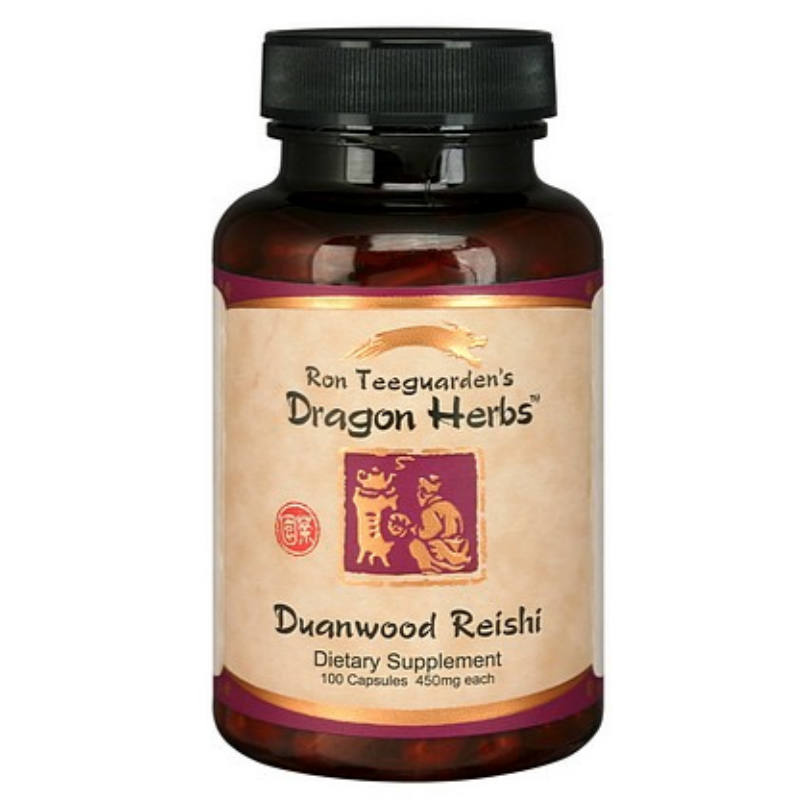 DUANWOOD REISHI CAPSULES FROM DRAGON HERBS
