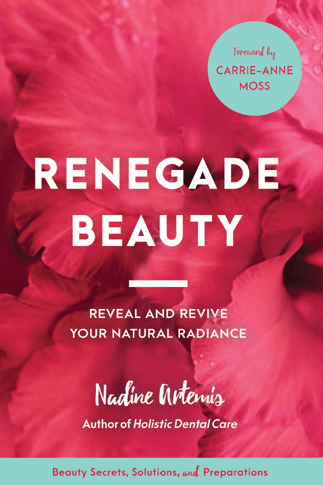 renegate beauty by nadine artemis of livig libations