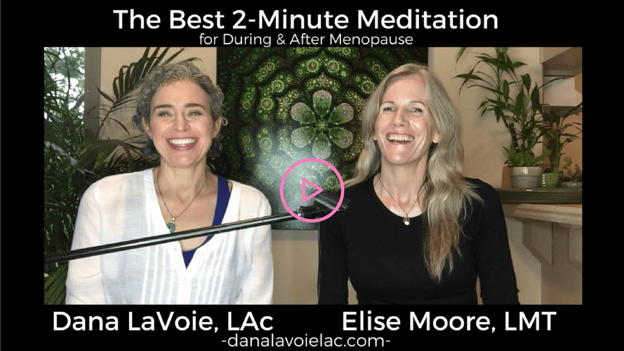 the best meditation for menopause