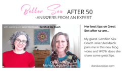 jane steckbeck on great sex after 50