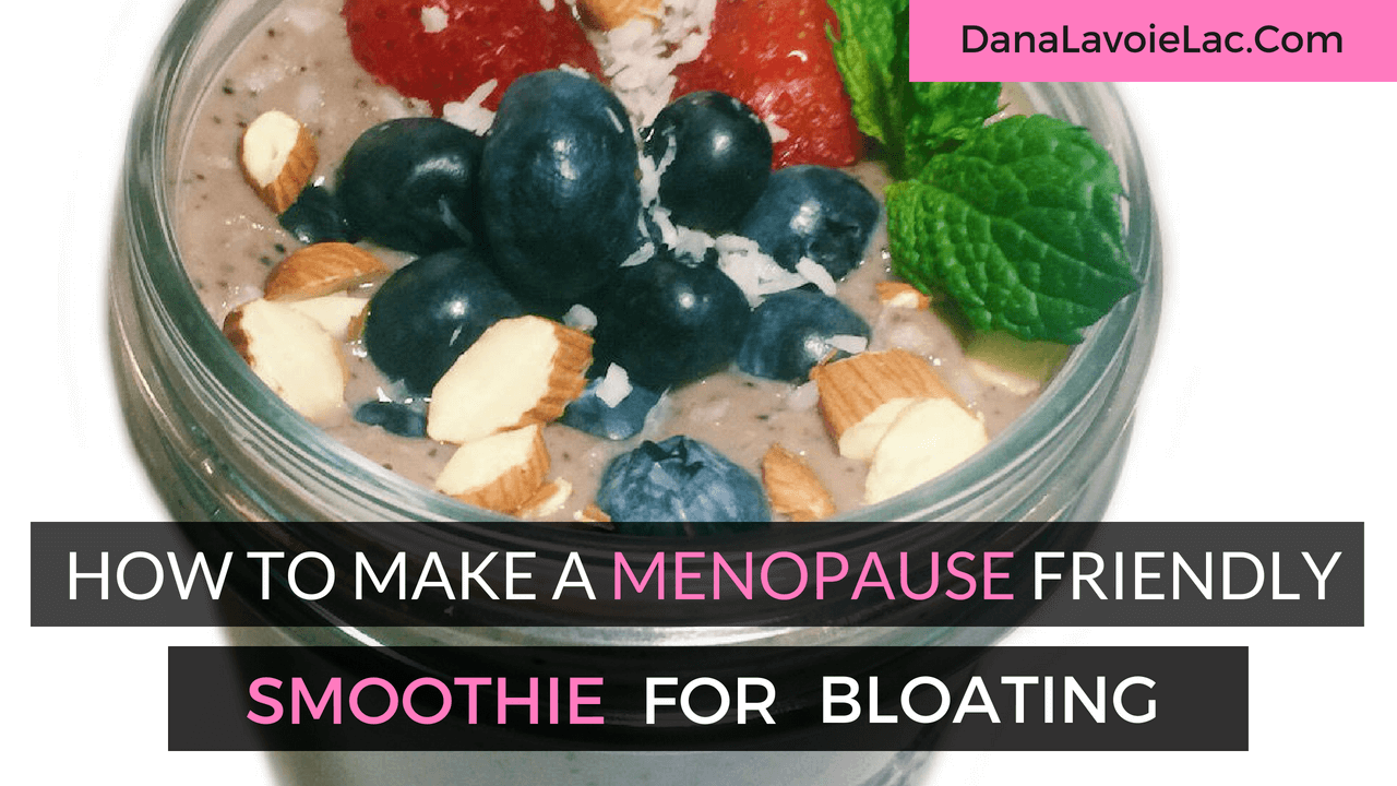 smoothie for bloating
