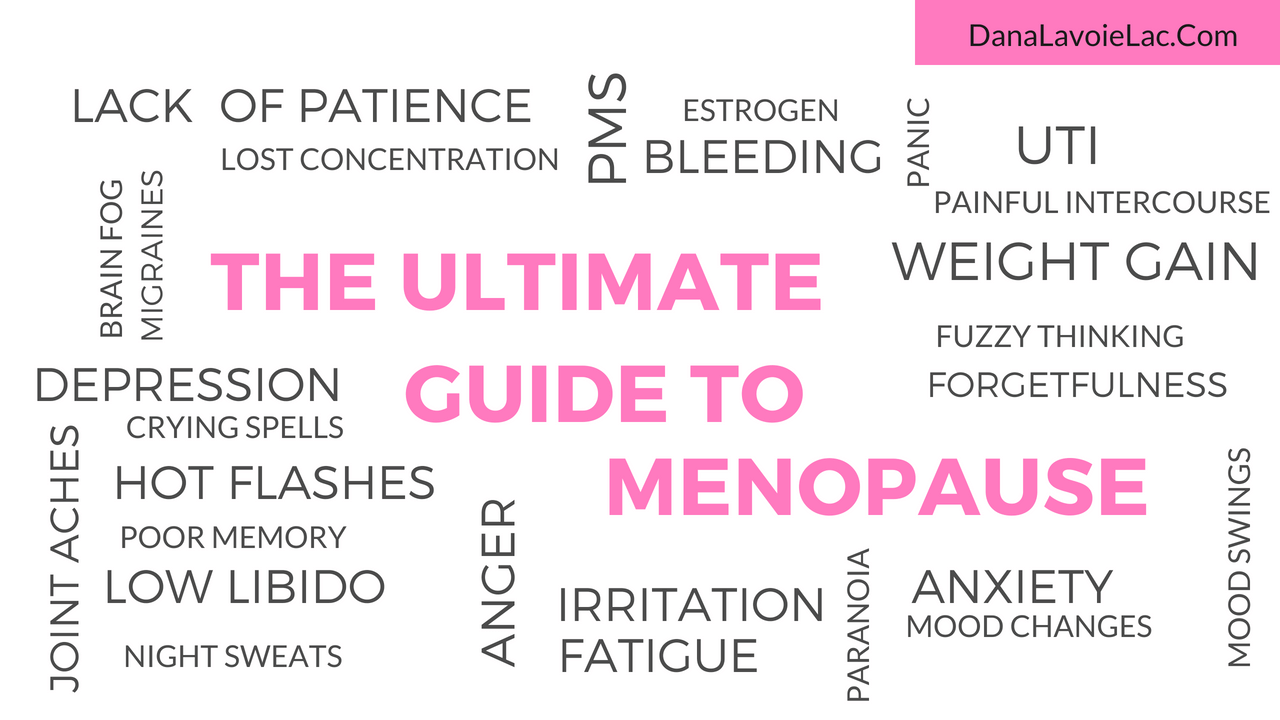 The ultimate guide to menopause