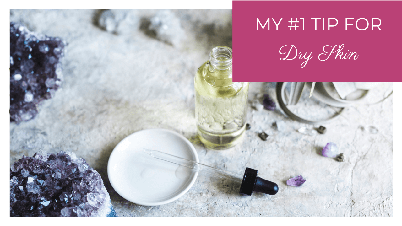 skin care over 50 my number 1 tip for dry skin
