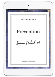 herbal immune protocol one prevention