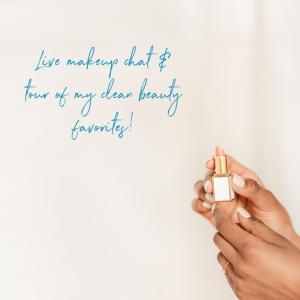 clean makeup for mature skin